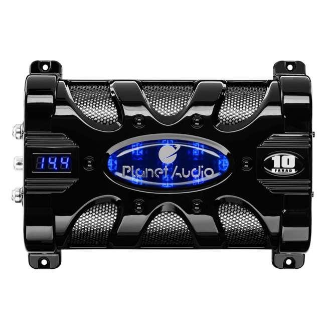 PC10F Planet Audio PC10F 10 Farad Capacitor