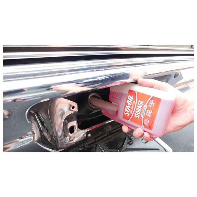 22213 + 22402 STA-BIL Gasoline Storage Treatment Additive + Engine Oil Stabilizer 2
