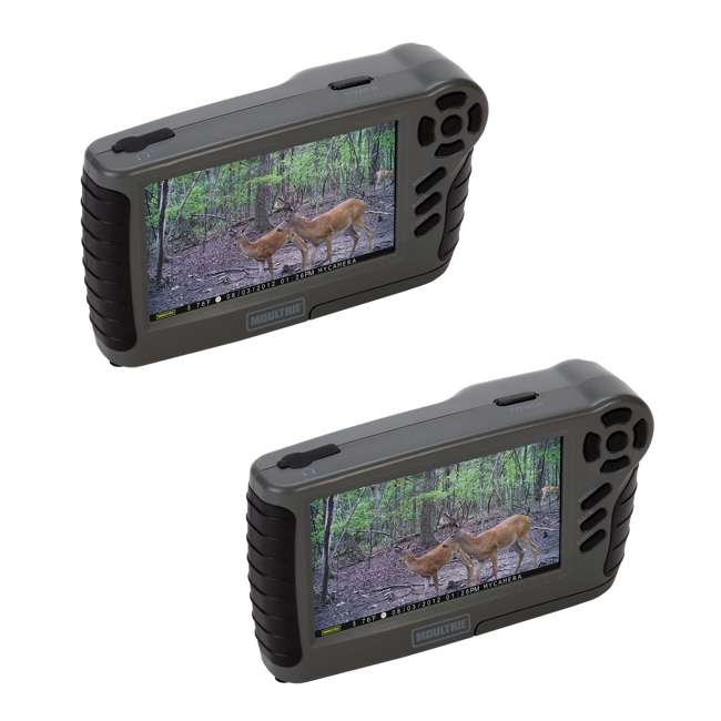 VWR-11MFHP12537 (2) MOULTRIE Game Camera Picture & Video Viewers | VWR-11
