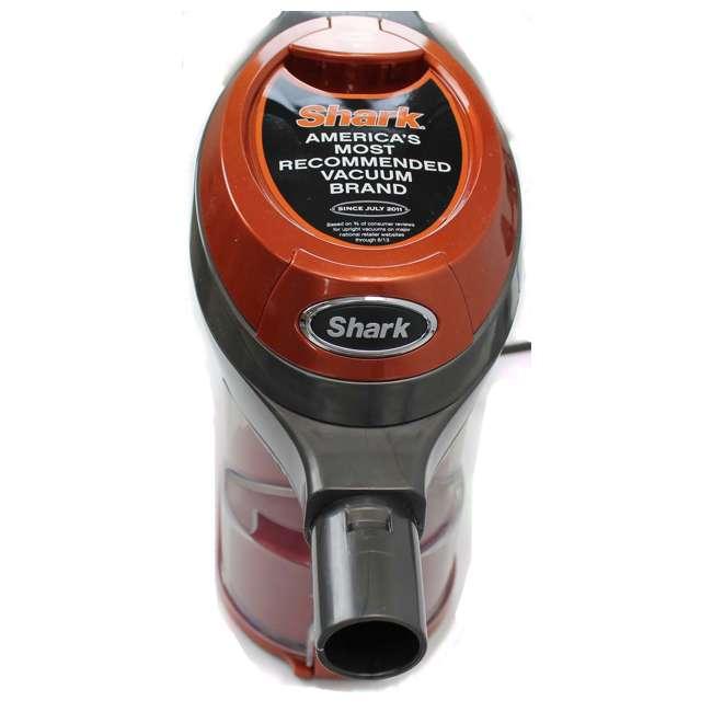 HV301 Shark Rocket Upright & Stick Vacuum, Orange (Certified Refurbished) (For Parts) 3