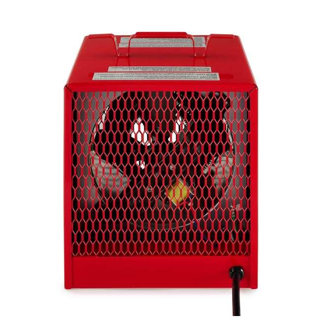 3 x DR-988R Dr. Infrared Heater 240 Volt 5600 Watt Garage Portable Space Heater (3 Pack) 6