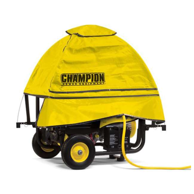 CPE-AC-100376 Champion Storm Shield Severe Weather Generator Cover (2 Pack) 1