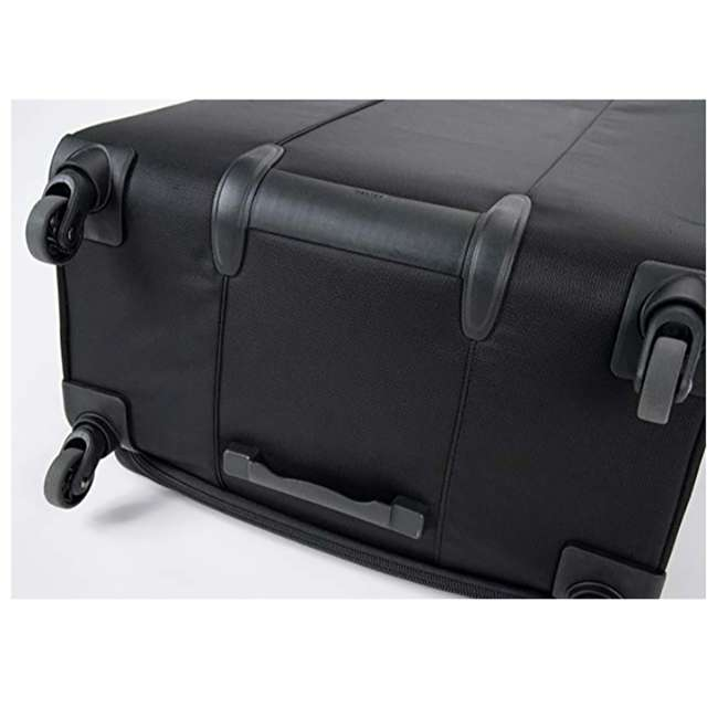 """40328182000 DELSEY Paris Sky 2.0 Lightweight 25"""" Expandable Spinner Travel Luggage, Black 4"""
