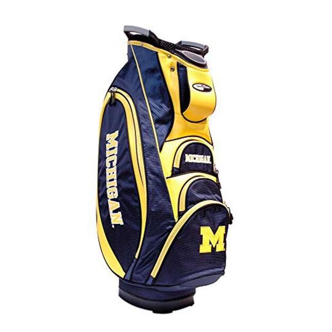 22273 Team Golf Michigan Wolverines Victory Golf Club Bag