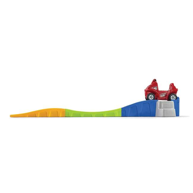 863300 Step 2 Anniversary Edition Up & Down Roller Coaster Toy w/ Car