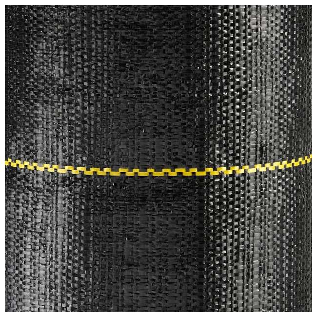 DWT-SB4100 DeWitt Sunbelt Woven Weed Control Garden Landscape Fabric Ground Cover, 4x100 Ft 1