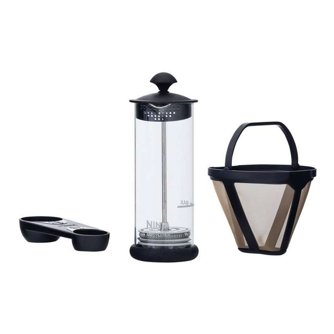 Ninja Coffee Bar with Glass Carafe : CF080W