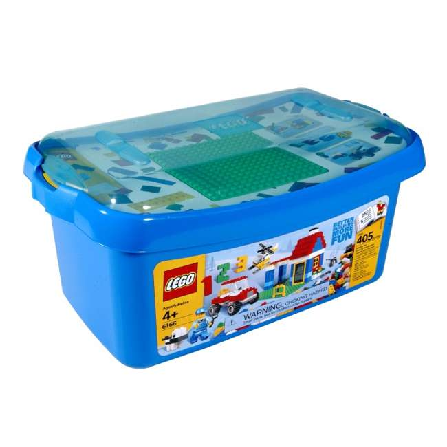 Lego Big Storage Box Building Blocks 6166