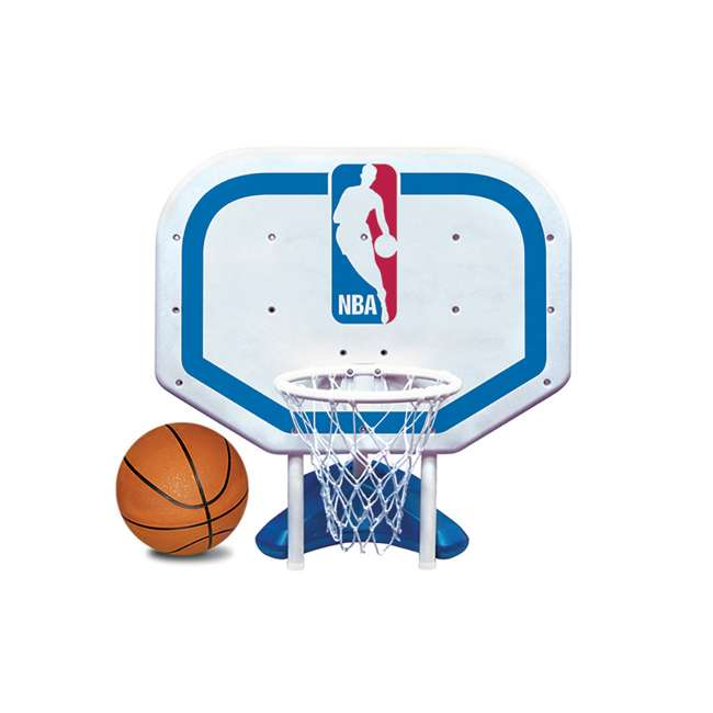 72931 Poolmaster NBA Pro Rebounder Swimming Pool Basketball Hoop