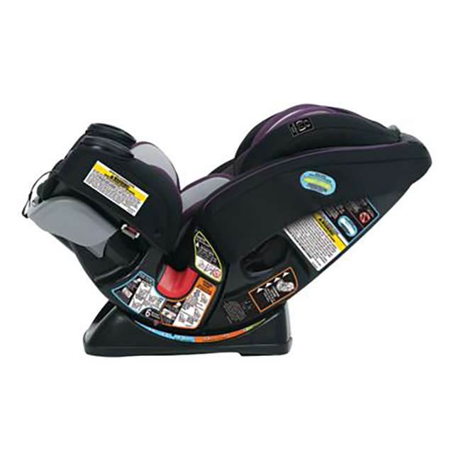 2001872 Graco 2001872 4Ever Extend2Fit 4-in-1 Front and Rear Facing Car Seat, Jodie 4