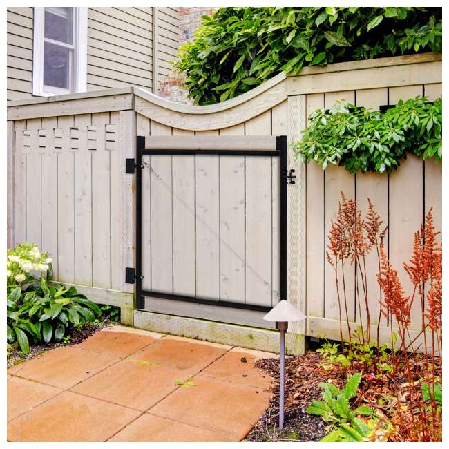 """3 x AG36-U-A Adjust-A-Gate Steel Frame 36""""-60"""" Wide Opening Up To 5' High (Open Box) (3 Pack) 2"""