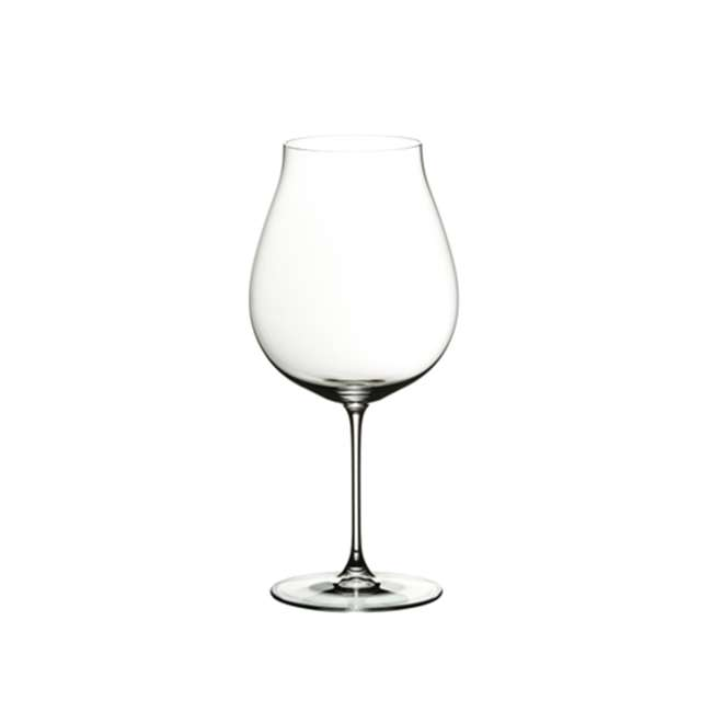 6449/67 Riedel Veritas Crystal New World Pinot Noir Red Wine Glass, 28.21 Oz. (2 Pack) 3