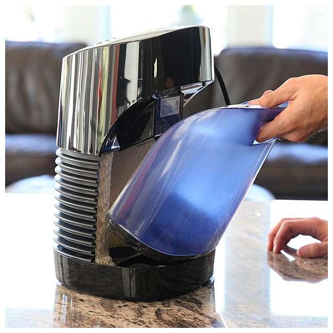 EVAP2-BLACK-U-C Vornado Evap2 1 Gallon 600 Sq Ft Whole Room Home Air Humidifier (For Parts) 3