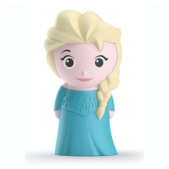PLC-799965 + PLC-7176803U0 Philips Disney Frozen Olaf and Elsa Kids Soft Pals Nightlight Friend 2