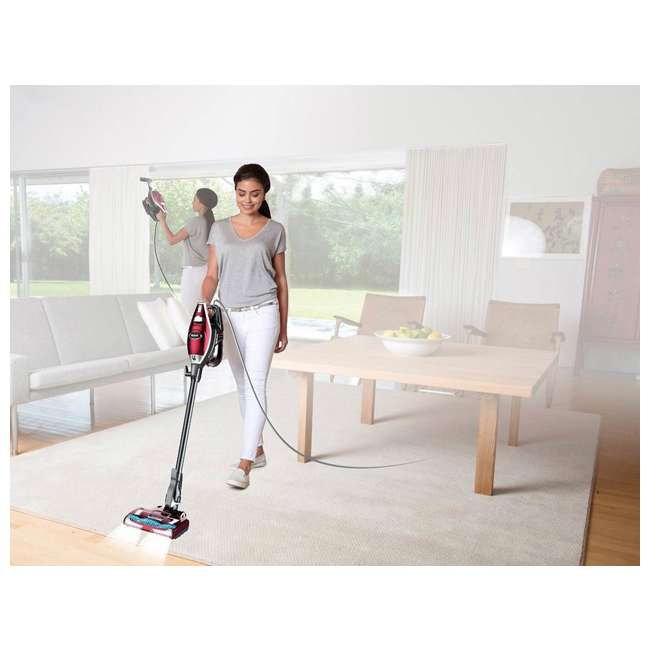 HV322 + 69944A Shark Rocket TruePet Upright Vacuum & OxiClean Carpet Washer 3