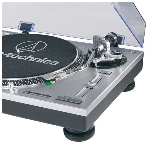 AT-LP120-USB-OB Audio Technica Direct Drive Professional USB and Analog Turntable 4
