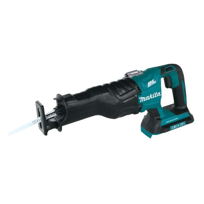 XRJ06Z-U-C Makita 18-Volt SPM Lithium-Ion Cordless 1.25 inch Recipro Saw (For Parts)