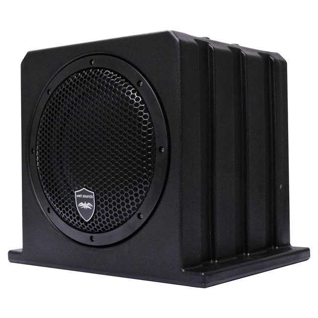 STEALTH-AS-10 Wet Sounds Stealth AS-10 500-Watt Marine Subwoofer (2 Pack) 2