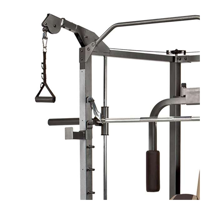 SM-4008 Marcy Combo Smith Strength Home Gym Machine 6