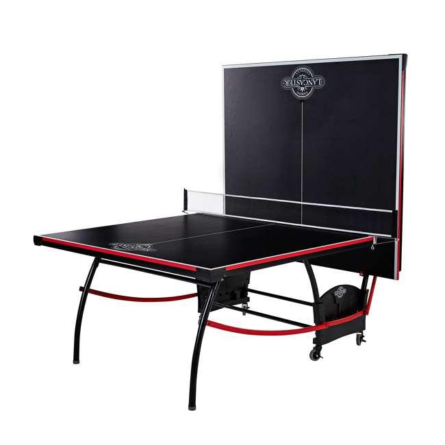 TTT218_108P Lancaster Tournament Folding Table Tennis Table 1