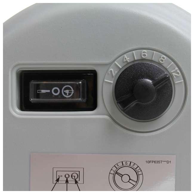635T Intex 1500 Gph Krystal Clear Cartridge Filter Pump 110-120V w/ GFCI (Pump Only) 3