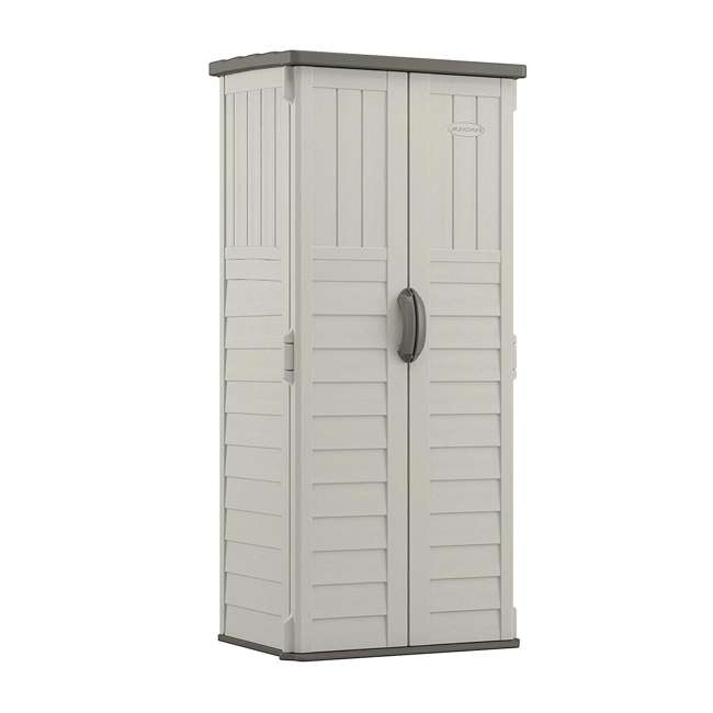 BMS1250 22 cu. ft. Vertical Shed (2 Pack) 1