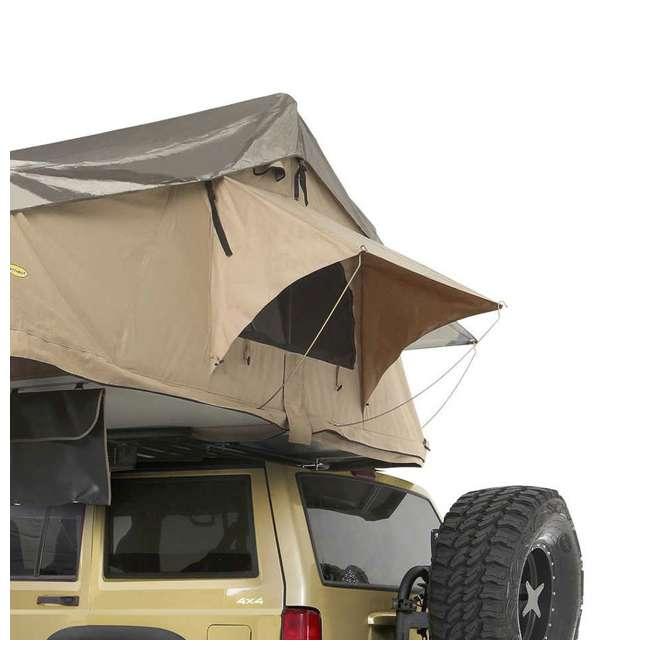 2883-SMITTYBILT Smittybilt XL Overlander Roof Top Folded Tent 1