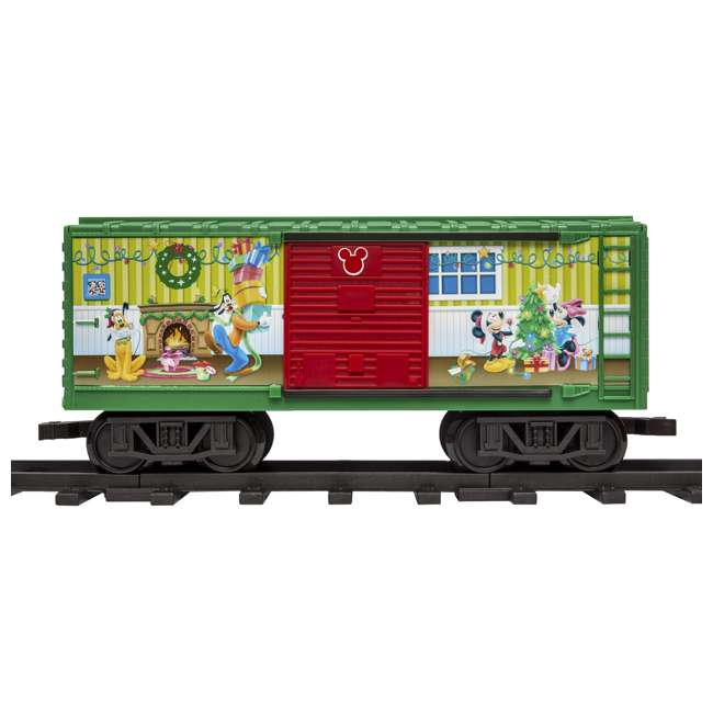 711773 Lionel Trains Mickey Mouse Express Disney Christmas Train Set (For Parts) 5