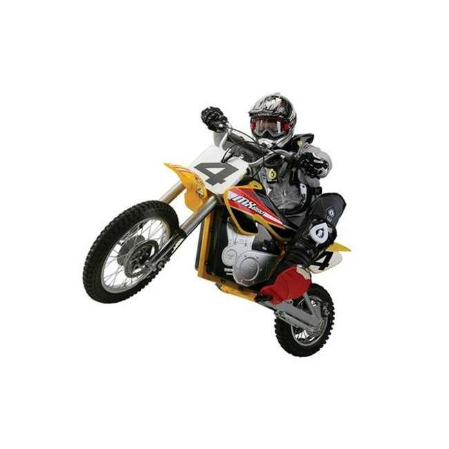 15165070 Razor MX650 Dirt Rocket High-Torque 36-Volt Electric Motorcycle Bike 4