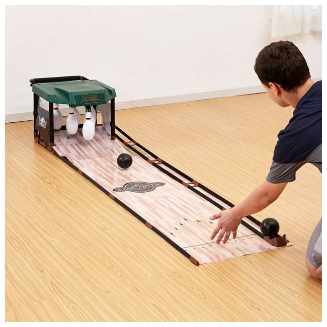 ARC085_018P Lancaster Gaming 85-Inch Indoor Bowling Alley Game 3
