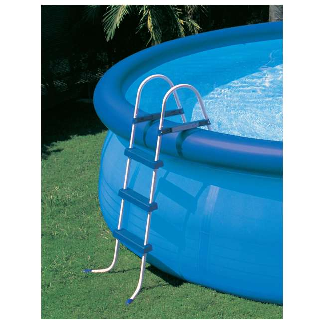 INTEX Above Ground Swimming Pool Ladder with Barrier - 42\