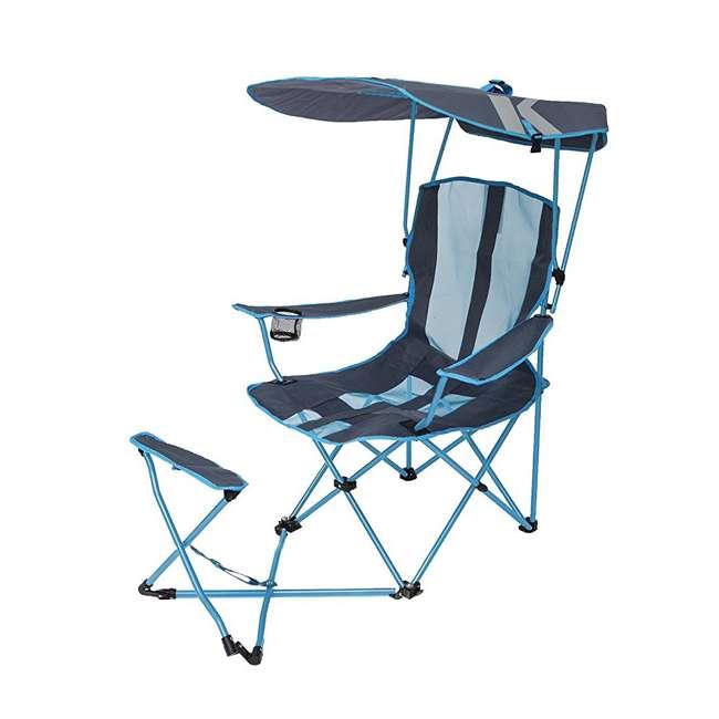 Kelsyus Original Canopy Chair With Ottoman 80374 Sw