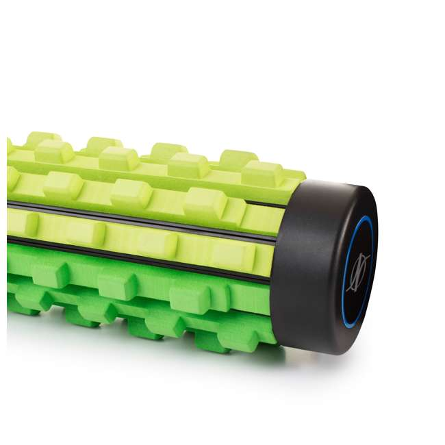 NTARS16 NordicTrack Dual-Density Adjustable Foam Massage Roller 1