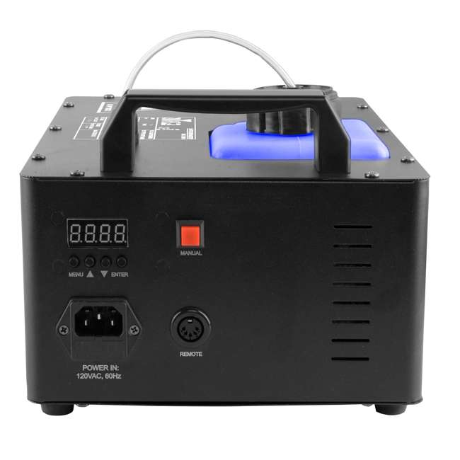 GEYSER-T6-OB Chauvet DJ Geyser T6 Fog Machine and Light Effect + 2) Chauvet Fog Juice Fluid (1 Gallon) 2