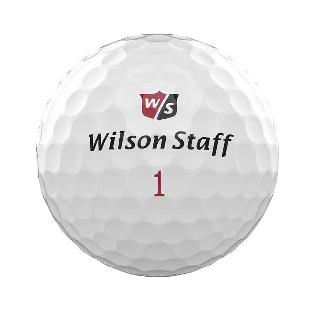 WGGC5800L + WGWP40000 Wilson Profile XD Men's Left Handed Golf Club Package Set & Balls 8