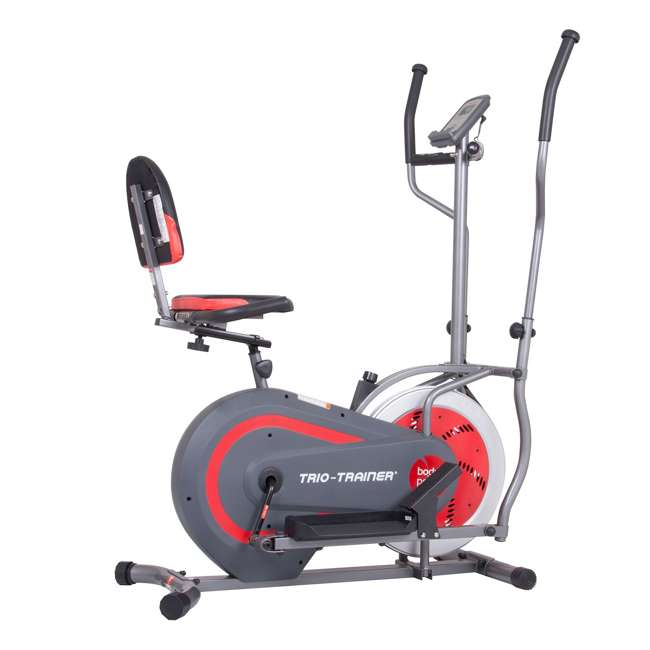 BRT5088-U-C Body Flex Sports Body Power 3 In 1 Elliptical and Bicycle Machine (For Parts)