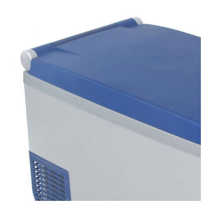 10800602-ARB + MTX02BK ARB Portable 63 Qt. Car Travel Fridge Freezer & MAXTRAX Vehicle Recovery Device 11