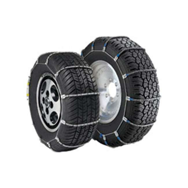 SC1040-U-B Radial Chain Cable Traction Grip Tire Snow Passenger Car Chain Set (Used) 1