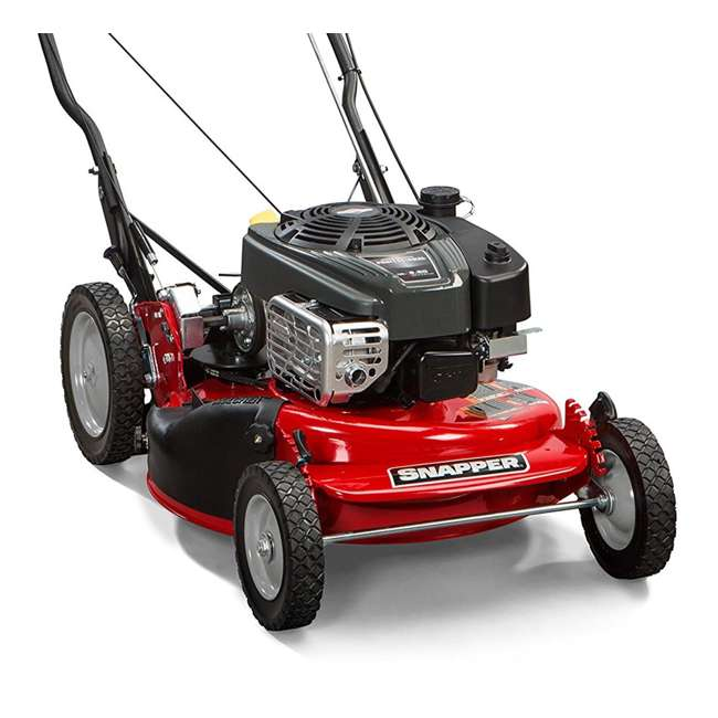MOW-7800968-OB Snapper Ninja Commercial 21-Inch Self-Propelled Walk-Behind Mower (Open Box) 1