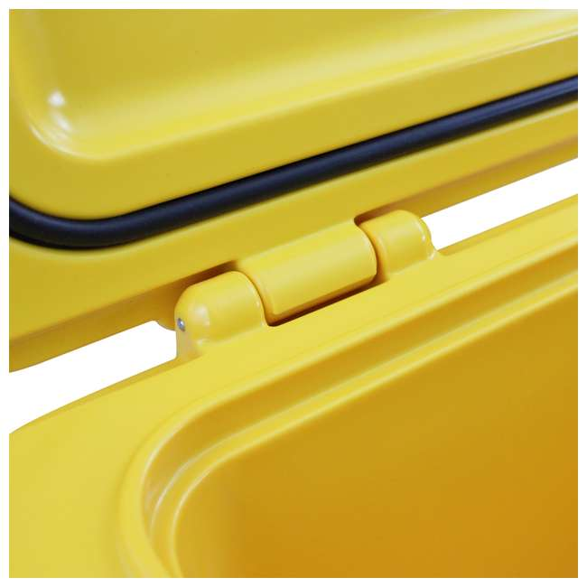 DXC25QT DeWalt 25-Quart Insulated Lunch Box Portable Cooler, Yellow 3