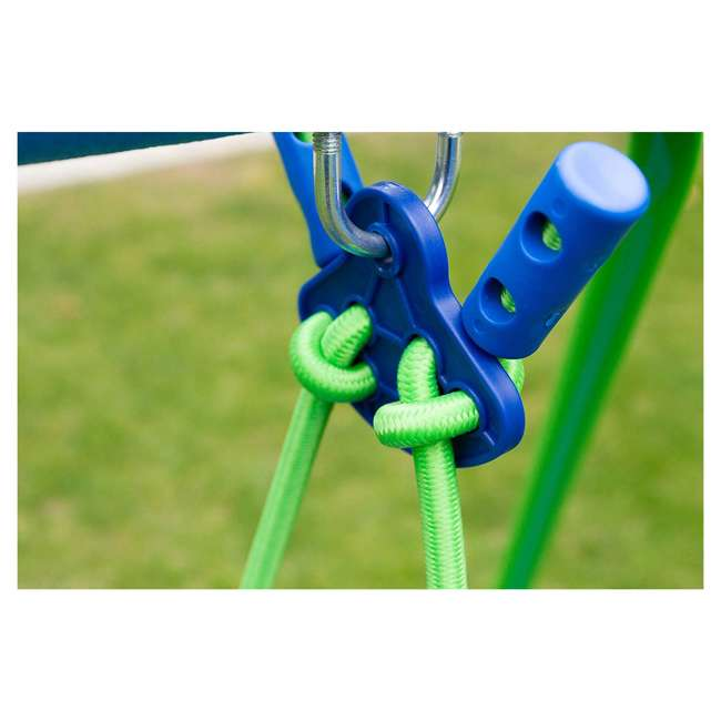 SW-028 My First Toddler Swing with Bungee Cord Bouncer Seat 4