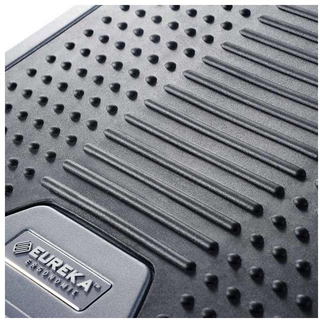 DSN-03048 Eureka Ergonomic Adjustable Footrest, Black & Gray 3