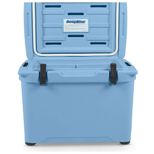 ENG50-B Engel Coolers ENG50 48 Quart 60 Can High Performance Roto Molded Cooler, Blue 2