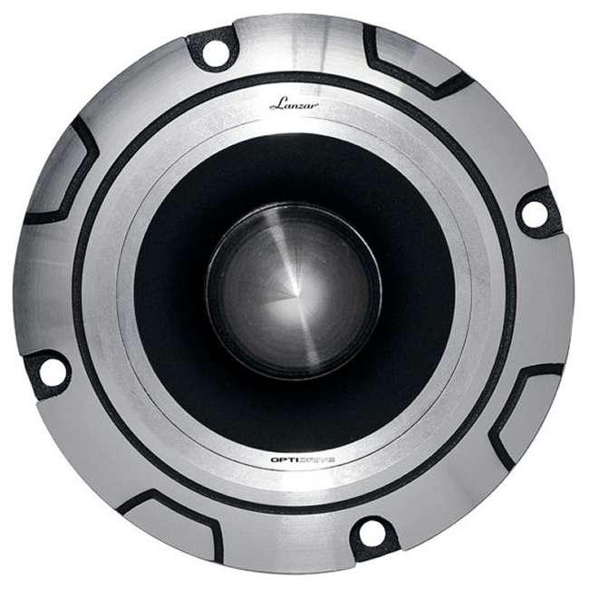 OPTIBT38 Lanzar OPTIBT38 400W Heavy Duty Aluminum Super Bullet Tweeter 3