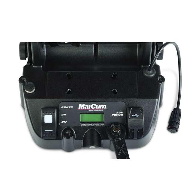MARCUM-LX-6SLI-OB MarCum Compact Ice Fishing Digital Lithium Combo System (Open Box) 3