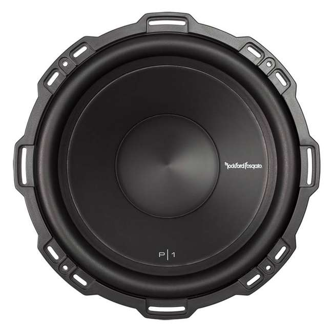 """P1S2-12 New ROCKFORD FOSGATE Punch P1S2-12 12"""" 500W 2-Ohm Power Car Audio Subwoofer Sub 5"""