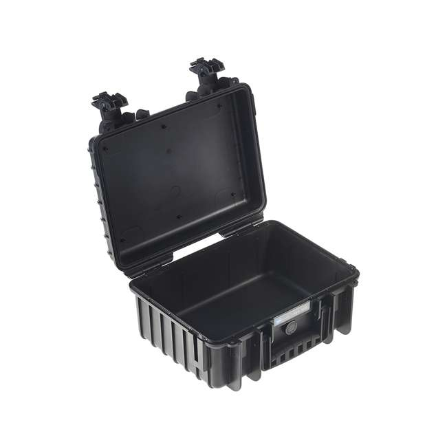 3000/B/SI + CS/3000 B&W International Plastic Outdoor Case w/ Removable SI Foam & Shoulder Strap 2