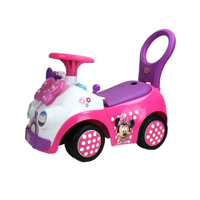 Kiddieland Minnie Mouse Activity Ride On 048751