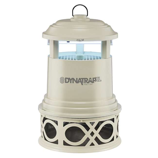 DT2000XLP-DEC2-OB Dynatrap DT2000XLP Decora Full Acre Mosquito and Flying Insects Trap (Open Box)