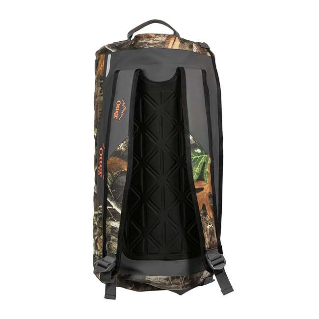 77-57807 Yampa 70 Liter Dry Duffle Waterproof Backpack Bag, Forest Edge Realtree Camo 2